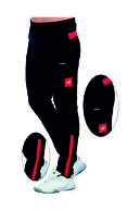 Crozwise Erkek Siyah 2116-10 Training Dar Paca Pantolon