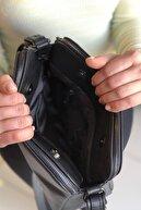 İnci Accessories Kadın Çok Gözlü Çapraz Çanta Siyah