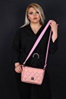 SheBella Bags & Shoes Marsala Şişme Kapaklı Çapraz Kol/omuz Çantası