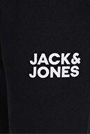 Jack & Jones Erkek Gordon Eşofman Altı 12178421 - Siyah