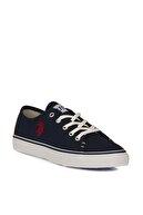 US Polo Assn TOGA Lacivert Kadın Sneaker Ayakkabı 100249571