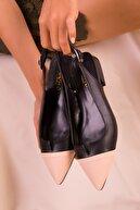 Soho Exclusive Ten-Siyah Kadın Sandalet 15868