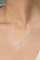 Elika Silver Kadın Dal Model 925 Ayar Gümüş Kolye