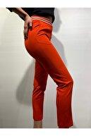 Serpil Beli Şeritli Pantolon