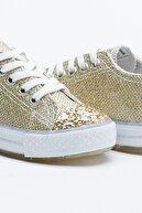 Tonny Black Altın Çocuk Spor Ayakkabı Tb998