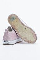Tonny Black Pembe Çocuk Spor Ayakkabı Tb998