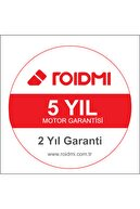 Roidmi X20 Dikey Kablosuz Şarjlı Süpürge (5 Yıl Motor Garantili)