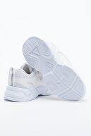 Tonny Black Beyaz Çocuk Spor Ayakkabı Tb0019