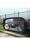 GD 24 Oto Kör Nokta Aynası Gerçek Ayna Yuvarlak 55 Mm Oynar 2 Adet Yüksek Kalite Ve Ince Tasarım Dışbükey