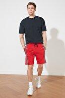 TRENDYOL MAN Kırmızı Erkek Regular Fit Şort & Bermuda TMNSS21SR0337