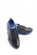 Buffalo Erkek Saks Mavi Casual Smart Sneakers