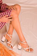 Soho Exclusive Ten Kadın Klasik Topuklu Ayakkabı 15913