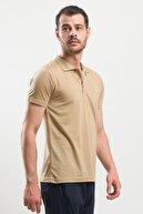 Slazenger Spırıt Erkek T-shirt Hardal St10te155