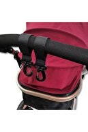 RevuBaby Revu Puset Kancası Bebek Arabası Askı Apatı 2 Adet