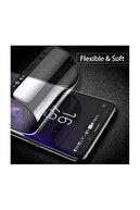 Telefon Aksesuarları İphone 7 - 8 Kavisli Esnek Nano Zengin Çarşım Ekran Koruyucu Beyaz
