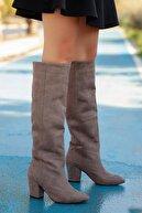 Muggo Ilkn01 Kadın Çizme