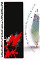 Rampage Combat-68 B Gaming Oyuncu Xl 80*30*4 Mousepad Smx-g68 Spear Rgb Ledli Makrolu Mouse