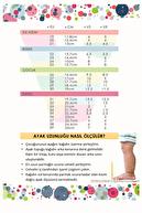 Vicco Robi Hafif Kız Bebe Fuşya Spor Ayakkabı