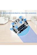 Simtech Km-1818 Sımtech Robot Süpürge Ve Mop Temizleyici