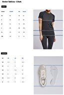HUMMEL Veranso T-shırt Kadın T-shirt Lıght Grey Melange 911371-2010
