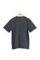 Levi's Erkek Ss Orıgınal Hm Tee Lse_Gray Ore Gray Pl T-Shirt 56605-0109