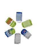 HelloBaby Bebek 6'lı Soket Çorap Uzay