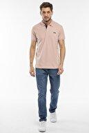 Slazenger Bambı Erkek T-shirt Pudra St11te100