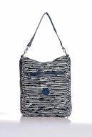 Smart Bags Bej/laci Kadın Omuz Ve Sırt Çantası