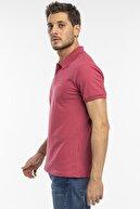 Slazenger Salvator Erkek T-shirt Mercan St11te081