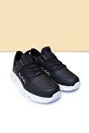 Pierre Cardin PC-30507 Siyah-Beyaz Erkek Spor Ayakkabı