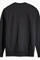 Levi's New Original Crew Siyah Erkek Sweatshirt