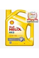 Shell Helix Hx5 15w40 4 Litre