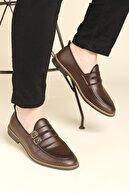 Oksit Bonar Çift Toka Erkek Klasik Ayakkabı