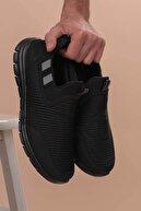Scor Unisex Bağsız Comfort Taban Rahat Spor Ayakkabı Scr3820