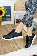 Muggo Svt03 Ortopedik & Terletmez Kadın Sneaker