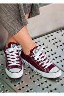 Converse All Star Bordo Günlük Senaker Ayakkabı M9691c V2