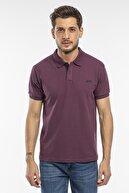 Slazenger Bambı Erkek T-shirt K.bordo St11te100