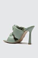 Trendyol Shoes Mint Kadın Terlik TAKSS21TE0072