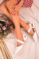 Soho Exclusive Beyaz Kadın Sandalet 15933