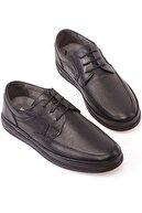 maximoda Erkek Hakiki Deri, Çok Hafif, Ortopedik, Klasik Ayakkabı