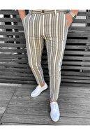 MARKA KRALI Erkek Likralı Kumaş Spor Kesim Pantolon