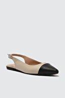 Trendyol Shoes Siyah Kadın Babet TAKSS21BE0003