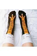 Bad Habit Socks Tavuk Bacağı Spor Çorap