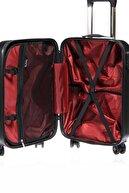 Pierre Cardin Pıerre Cardın 04pc1200-03-s Siyah Unısex Kabin Boy Bavul
