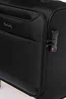 Pierre Cardin Pıerre Cardın 04pc004400-s Siyah Unisex Kabin Boy Business Valiz