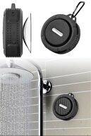 Angel Eye Angeleye Mini Bluetooth Speaker Vantuzlu Hoparlör (siyah)