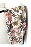 BABYBEK Vintage Rose Organik Müslin 120x120