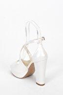 Çnr&Dvs Sedef Cilt Kadın Abiye Ayakkabı 2015CNR