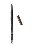 KIKO Eyeliner - Lasting Precision Automatic Eyeliner & Kajal 13 Dark Chocolate 0.35 gr 8025272616386