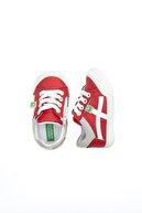 Benetton BN-1016 Kırmızı Çocuk Spor Ayakkabı